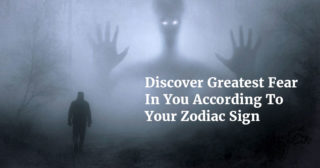 Discover Greatest Fear In You According To Your Zodiac Sign